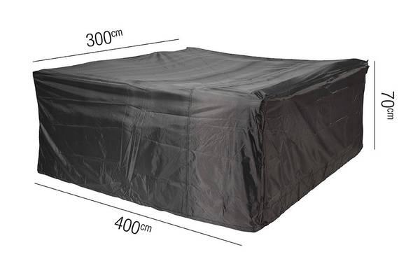 Bilde av AeroCover 7935 møbeltrekk for hagemøbler 300x300xH70 cm - grå