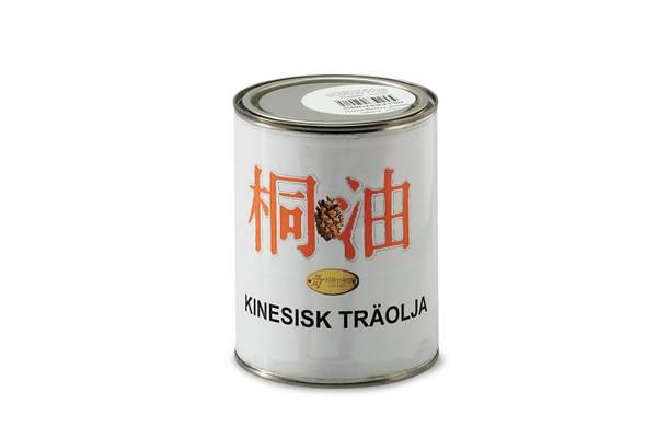 Bilde av Hillerstorp klar kinesisk treolje - 1 liter
